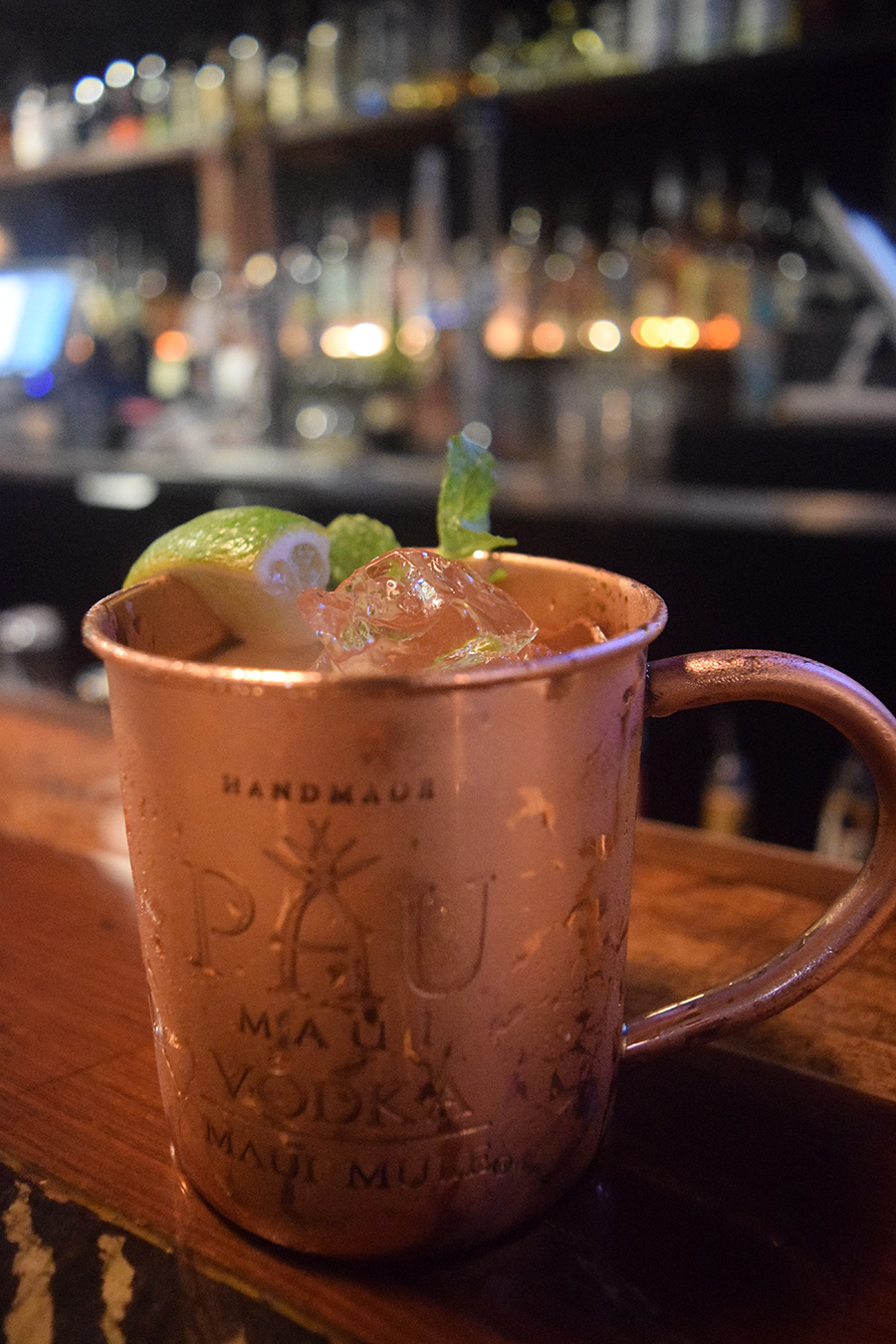 Pau Maui Vodka Mule 3